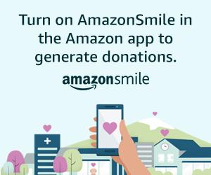 Amazon Smile on the app